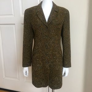 Kenzo Womens Coat/jacket made in France M/L